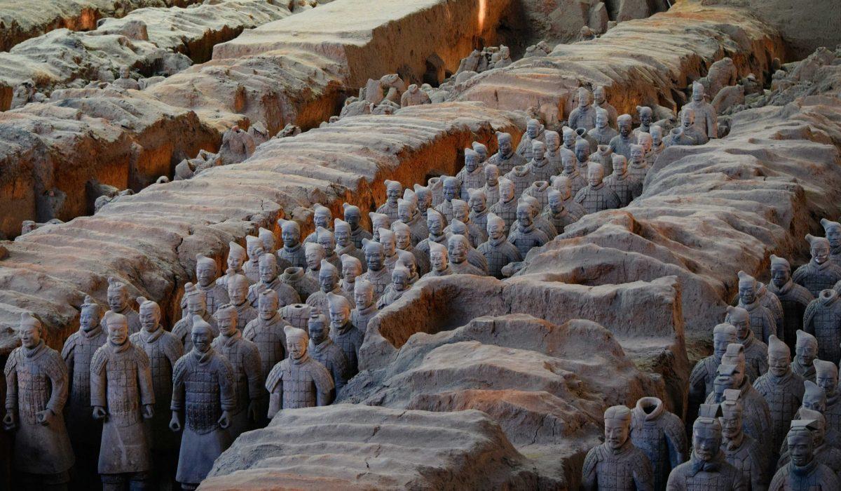 Xi An Terracotta leger