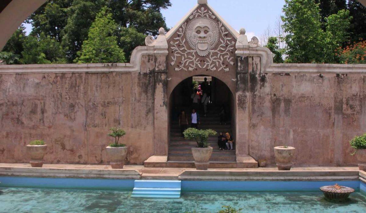 Yogyakarta Paleis van de Sultan